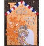 Dutch DooBaDoo A4 Plantilla: Tipo de tarjeta de Inicio 2-Piece
