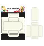 Dutch DooBaDoo Plantilla A5: Cubierta + etiquetas