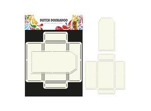 Dutch DooBaDoo A5 Skabelon: Cover + Labels