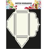 Dutch DooBaDoo plantilla A4: haga los sobres
