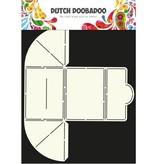 Dutch DooBaDoo A4 Schablone:Umschläge gestalten