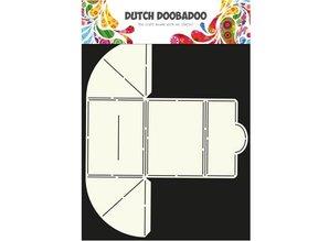 Dutch DooBaDoo A4 template: make envelopes