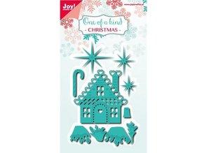 Joy!Crafts und JM Creation Stanz- und Prägeschablonen: Haus