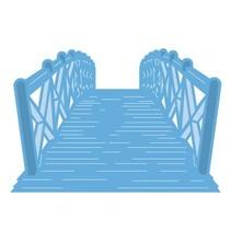 Stanz- und Prägeschablone: Brücke