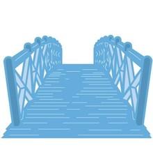 Marianne Design Stansning og prægning skabelon: Bridge