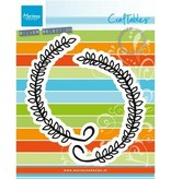 Marianne Design Stanz- und Prägeschablone: Lorbeer