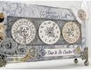 Die-namics Punzonatura e goffratura modello: Timepieces