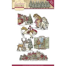 NEU Transparent Stempel: Weihnachten