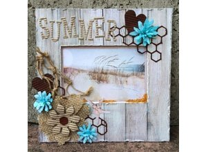 Sizzix Punching and embossing template: Tim Holtz - Thinlits