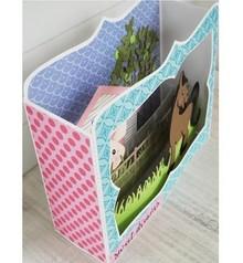 Marianne Design Punzonatura e goffratura modello: carta BOX