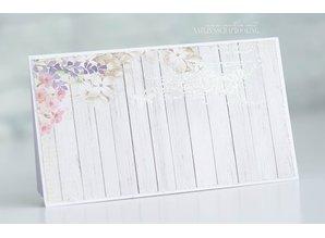 """DESIGNER BLÖCKE  / DESIGNER PAPER Bloque diseñador, 30,5 x 30,5 cm, """"jardín de la lavanda"""""""