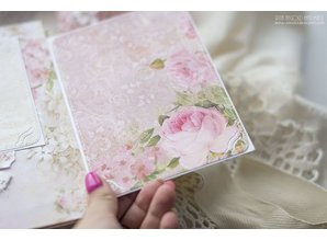 """Designer Papier Scrapbooking: 30,5 x 30,5 cm Papier Designers block """"Vintage Time"""", 30.5 x 30.5 cm"""