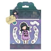 Rubber Postzegels - Santoro - Little Song