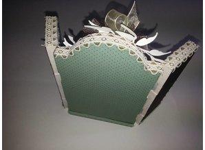 DESIGNER BLÖCKE  / DESIGNER PAPER Chatsworth A4 luksus linned papir, 30pk (120gsm)