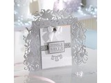 Die'sire Stamping and embossing stencil of Diesire, border with bells
