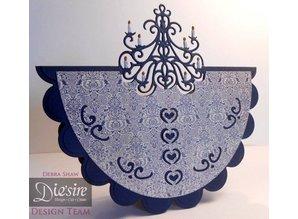 Die'sire Estampación y cliché de estampado de Diesire, clásico de la lámpara