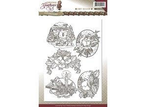 Amy Design Transparent Stempel, Weihnachtsmotiven