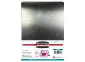 MASCHINE / MACHINE & ACCESSOIRES Metall Platte Größe: A4