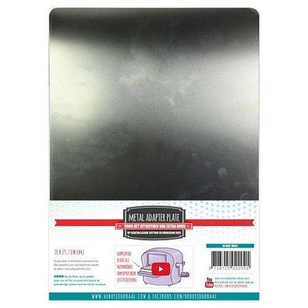 MASCHINE / MACHINE & ACCESSOIRES Metal plade størrelse: A4