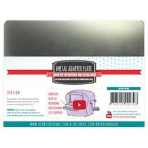 Tamaño de las placas de metal: A5