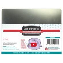 MASCHINE / MACHINE & ACCESSOIRES Metal plade størrelse: A5