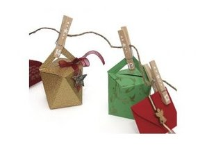 Dekoration Schachtel Gestalten / Boxe ... Template, cube, box 9 cm high x 7 cm wide.