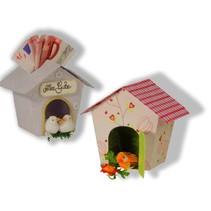 Skabelon, birdhouse