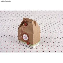 Dekoration Schachtel Gestalten / Boxe ... Gave, 4 stykker