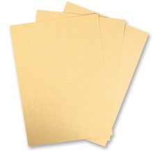 DESIGNER BLÖCKE  / DESIGNER PAPER Metallic box, brilliant gold, 5 pieces