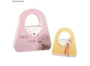 Dekoration Schachtel Gestalten / Boxe ... 1 gift handbag