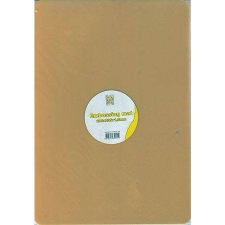 MASCHINE / MACHINE & ACCESSOIRES A5 Rubber Embossing mat