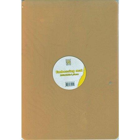MASCHINE / MACHINE & ACCESSOIRES A4 de goma en relieve cuña estera