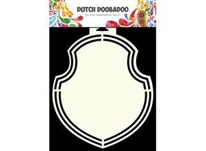 Dutch DooBaDoo A5 Plastic Mask