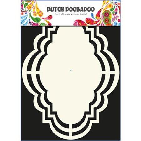 Dutch DooBaDoo Máscara de plástico A5