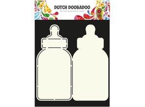 Dutch DooBaDoo A4 plastik maske