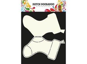 Dutch DooBaDoo A4 plastic mask