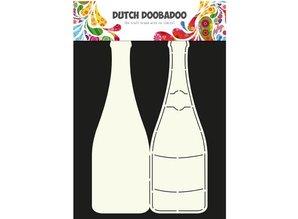 Dutch DooBaDoo A4 Plastik Schablone