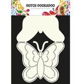 Dutch DooBaDoo A4 Kunststof Skabelon