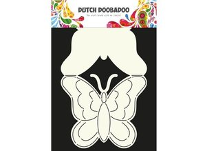 Dutch DooBaDoo A4 Kunststof Template