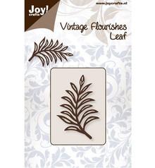 Joy!Crafts und JM Creation Stansning og prægning skabelon: Journal