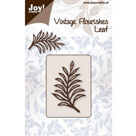 Joy!Crafts und JM Creation Stanz- und Prägeschablone: Blatt