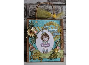 Joy!Crafts und JM Creation Punching and embossing template: Journal