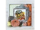 Marianne Design Punching and embossing template: Tiny's Pumpkin
