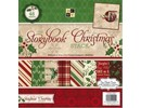 "DCWV und Sugar Plum NYHED! Designer Block ""Storybook Christmas"""