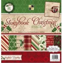 """NIEUW! Designer Block """"Storybook Christmas"""""""