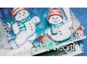 Heartfelt Creations aus USA NEW: SNOW KISSED COLLECTION