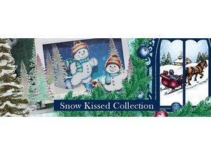 Heartfelt Creations aus USA NYHED: SNOW kysset INDSAMLING