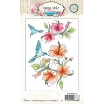 Transparent Stempel, Romantic Summer