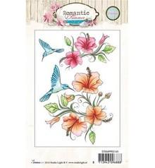 Studio Light Gennemsigtige frimærker, Romantisk sommer