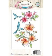 Studio Light Transparent stamps, Romantic Summer